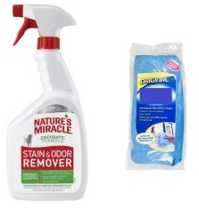 Nature's Miracle Stain and Odor Remover for Dogs Image