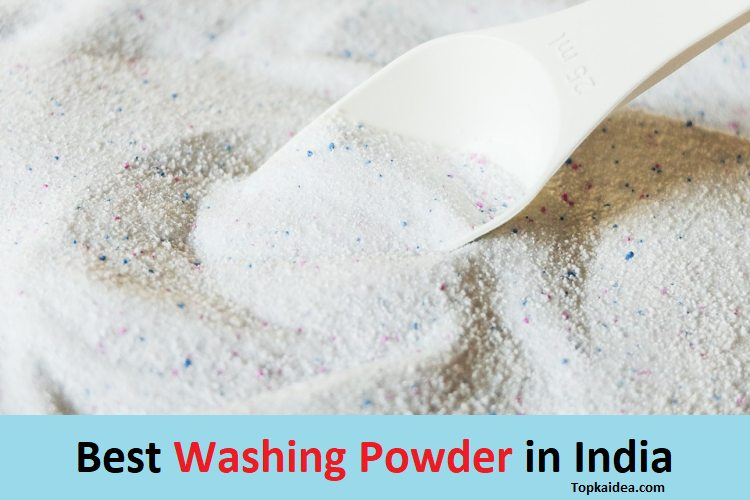 Top Washing Powder Brands in India