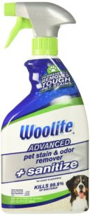 Woolite Advanced Pet Stain & Odor Remover Image