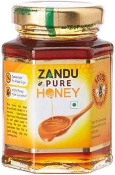 Zandu Pure Honey Brand