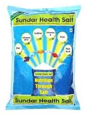 Sundar Health Salt