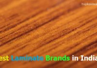 Best laminate brands in India