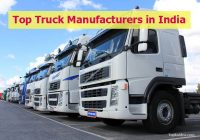 Top Indian Truck Manufacturers