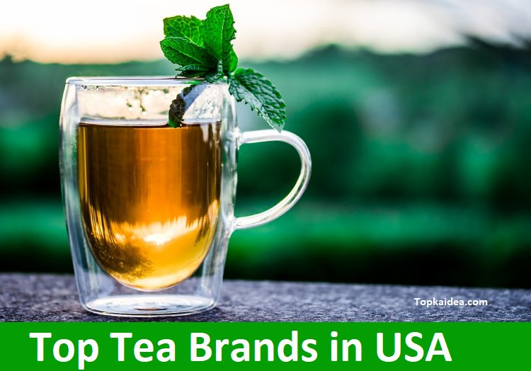 Top Tea Brands in United States