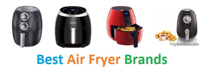 List of best air fryer brands in USA