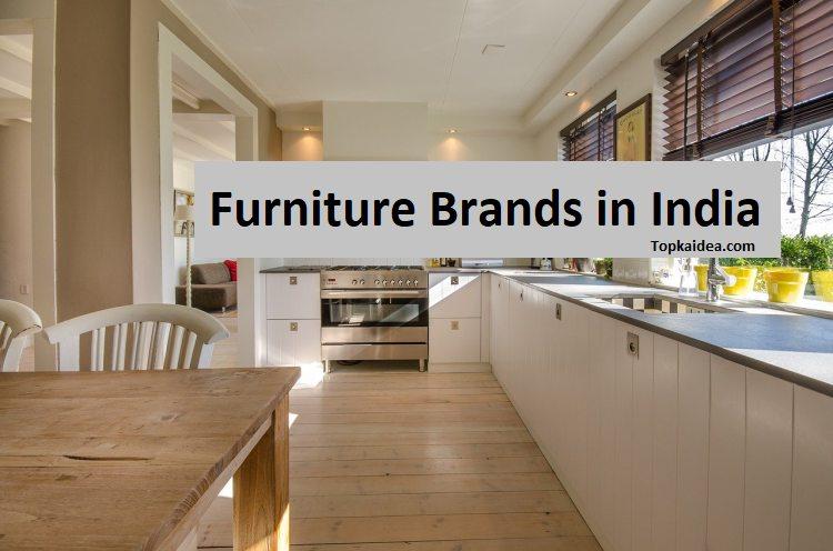 Furniture Brands in India