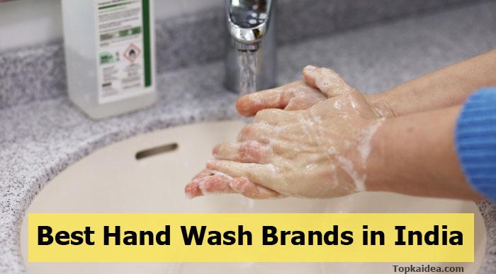 best Indian Hand Wash Brands