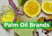 Indian Palm oil brands